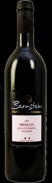 Bannstein Pfaffenweiler Weinhaus Merlot