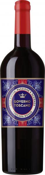 Governo Toscana Rosso, Toscana IGT