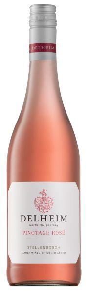 Delheim, Pinotage Rosé